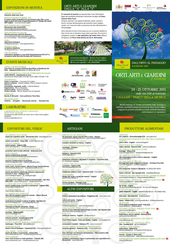Programma for Programma progettazione giardini